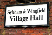 Syleham and Wingfield Village Hall, IP21 4LT