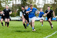 RUGBY: Diss v Holt in Harrison Cup .