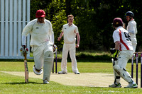 CRICKET: Garboldisham v Diss