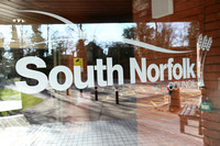 South Norfolk Council Office in Long Stratton