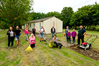 Denham Village Hall to begin clearance of the grounds in preparation for renovations of the building