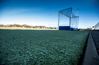 HOCKEY: A frozen pitch cancels the days play, including -  Harle