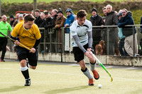 HOCKEY: Harleston Magpies Men's first team v Old Loughtonians