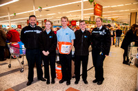 South Norfolk Police cadets will be bag packing in Morrisons to